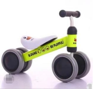 Walker car for Baby (Green Color) (CE)