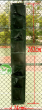 Wall-mounted planting bag flower pot seed storage bag - 8 ports single column